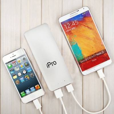 iPro-15600mAh-Dual-USB-Port-Power-Bank