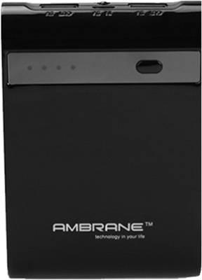 Ambrane P-1000 Star 10400mAh Powerbank Image