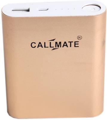 Callmate Alloy PB10400A 10400mAh Power Bank Image