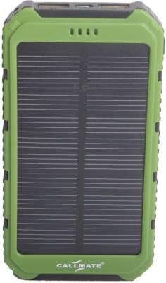 Callmate PB12000SG 12000mAh Solar Power Bank Image