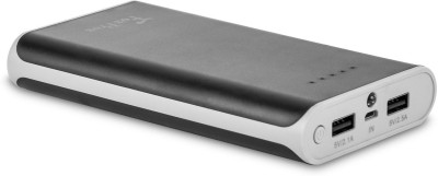 Foxprox 16000 MAh Power Bank (Black, FX16K)
