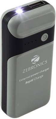 Zebronics PG4000L1 4000mAh Power Bank Image