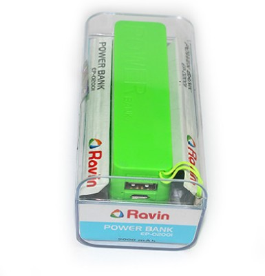 Ravin EP-02001 2000mAh Power Bank