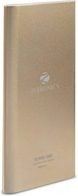 Zebronics PG8000 8000mAh Power Bank Image