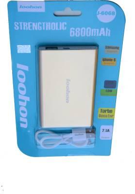 Loohon-J-6068-6800mAh-Power-Bank