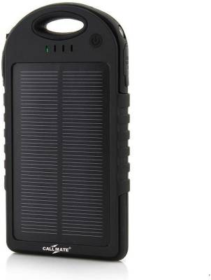 Callmate 5000mAh Solar Power Bank Image