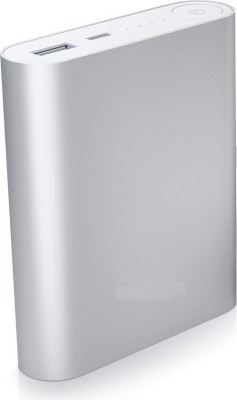 CATZ 10400 mAh Power Bank  PBCZ4  Silver, Lithium ion