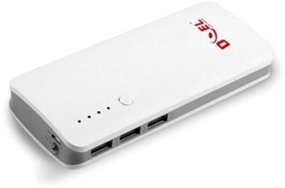 Doel 13000 mAh Power Bank (DI-060, 13000 mAh Portable )(Red, Lithium-ion)