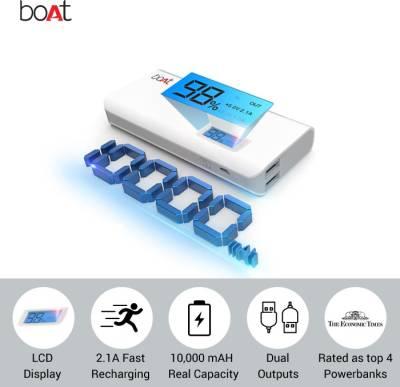 Boat-BPR100-10000mAh-Power-Bank