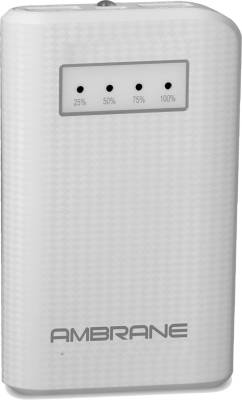 Ambrane P-650 6000mAh Power Bank Image