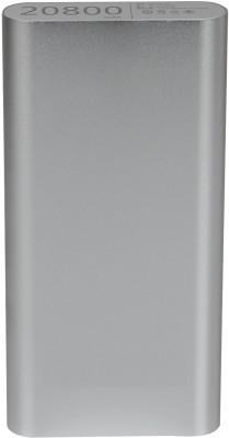 Davox 20800 mAh Power Bank Silver, Lithium ion