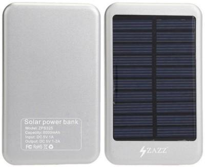Zazz-ZPS325-6000mAh-Solar-Power-Bank