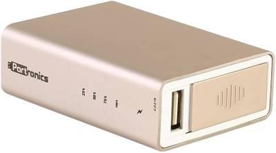 Portronics POR-275 5200 mAh Power Bank Image