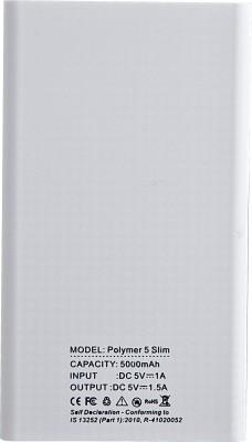 Karbonn-Polymer-5-Slim-5000mAh-Power-Bank
