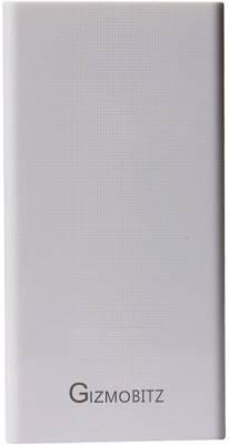 Gizmobitz PBCM620000 20000mAh Dual Port Power Bank Image