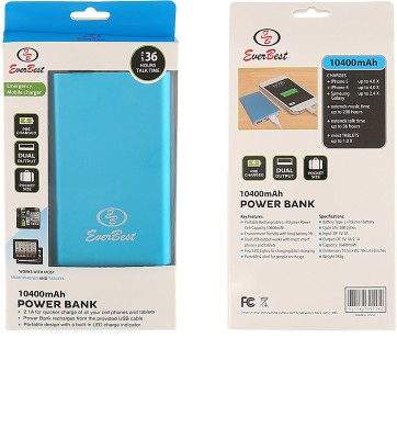Everbest-10400mAh-PowerBank-(With-Usb-Cable)