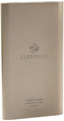 Zebronics PG-4000 4000mAh Power Bank Image