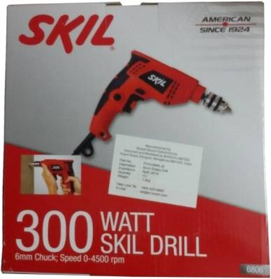 F015.680.6JE-081-Pistol-Grip-Drill