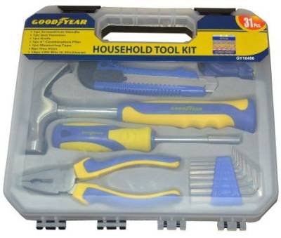 Goodyear-GY10486-Household-Tool-Kit-(31-Pc)