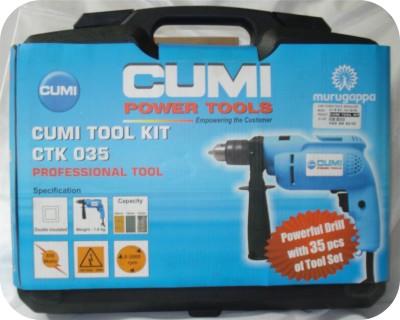 CUMI-CTK-035-650W-Impact-Drill-Tool-Kit