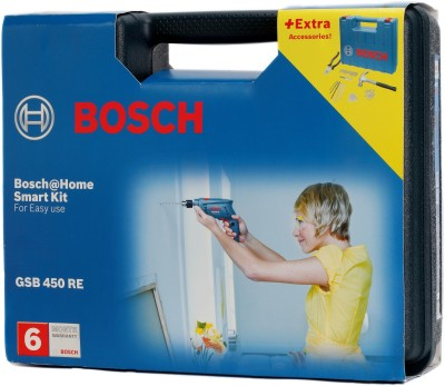 Bosch-GSB-450-RE-Impact-Drill-Smart-Kit-(With-Suitcase)