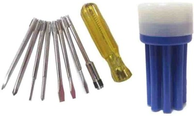Samsan-SDK-109-Combination-Screwdriver-Set
