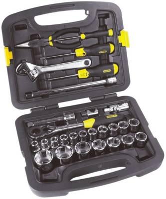 Stanley 91-938 28 Pc Metric Tool Kit Image