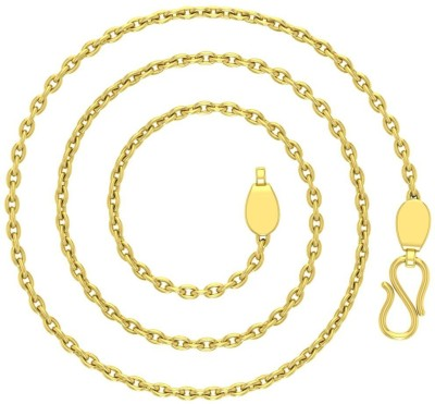 Avsar Cable Cable Chain Yellow Gold Precious Chain 18kt