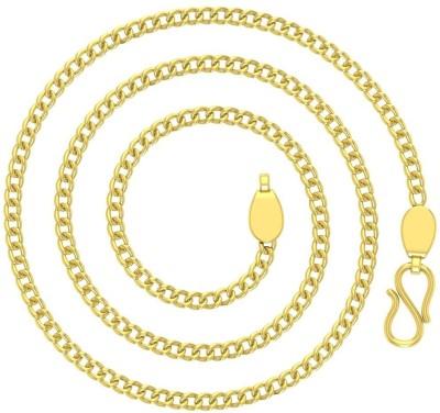 avsar Curb Curb Chain Yellow Gold Precious Chain 18kt avsar Chains