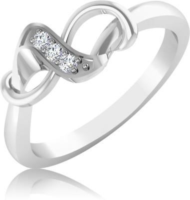 IskiUski Parametre 14kt Diamond Platinum ring