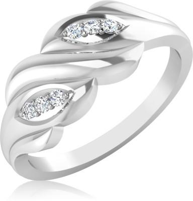 IskiUski Sagae 14kt Diamond Platinum ring