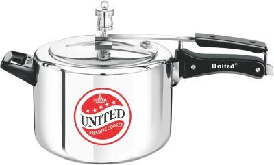 United-Aluminium-2-L-Pressure-Cooker-(Induction-Bottom,Inner-Lid)
