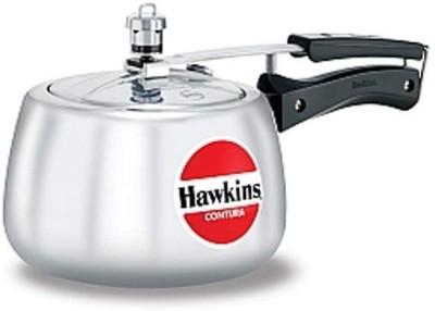 Hawkins Contura 3 L Pressure Cooker(Aluminium)  available at flipkart for Rs.1285