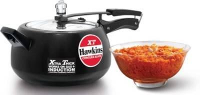 Hawkins Contura Hard Anodised 5 L Pressure Cooker