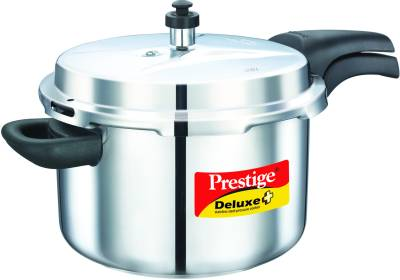 Prestige-Deluxe-Alpha-Stainless-Steel-8-L-Pressure-Cooker-(Induction-Bottom,-Outer-Lid)