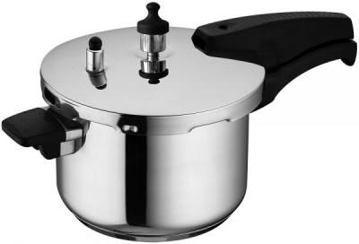 Wonderchef Secura 4 Stainless Steel 3 L Pressure Cooker(Stainless Steel)