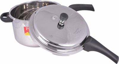 Prestige-Deluxe-Alpha-Stainless-Steel-6.5-L-Pressure-Cooker-(Induction-Bottom,-Outer-Lid)