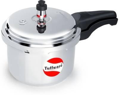 Tuffware-AL2O-Aluminium-2-L-Pressure-Cooker-(Outer-Lid)