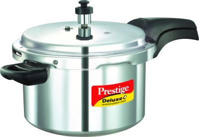Prestige-Induction-Starter-Pack-Deluxe-Plus-Aluminium-5-L-Pressure-Cooker-Induction-Bottom,-Outer-Lid)