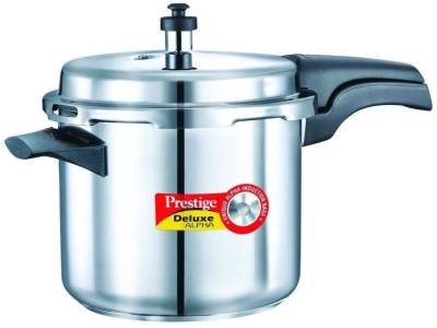 Prestige-20603-Deluxe-Alpha-Stainless-Steel-3.5-L-Pressure-Cooker-(Induction-Bottom,Outer-Lid)