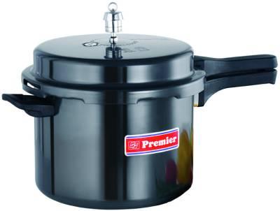 Premier-Trendy-Black-Aluminium-5-L-Pressure-Cooker-(Outer-Lid)