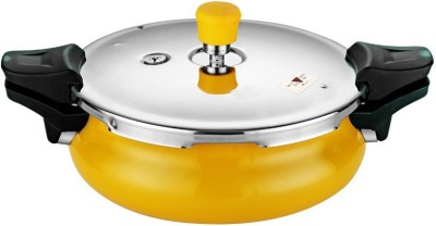 Pigeon Super 3 L Pressure Cooker with Induction Bottom(Aluminium)  available at flipkart for Rs.2069