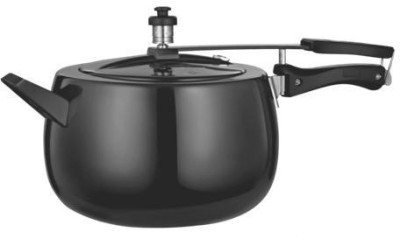 Quba-Hard-Anodised-3-L-Pressure-Cooker-(Induction-Bottom,Inner-Lid)