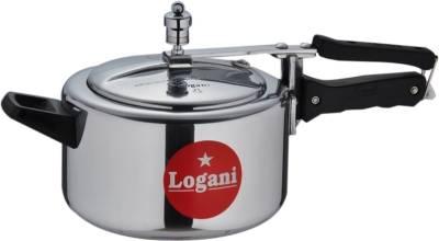 Logani-Aluminium-4-L-Pressure-Cooker-(Inner-Lid)