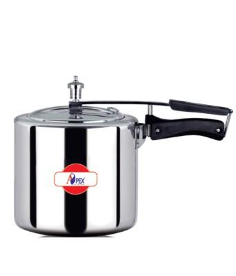Apex Indigo 3 L Pressure Cooker(Aluminium) at flipkart