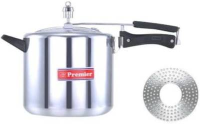 Premier-Aluminium-3-L-Pressure-Cooker-(Induction-Bottom,-Inner-Lid)