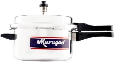 Murugan-Deluxe-Aluminium-5-L-Pressure-Cooker-(Outer-Lid)