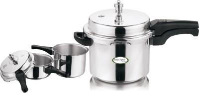Apex 2 L, 3 L, 5 L Pressure Cooker(Aluminium) at flipkart