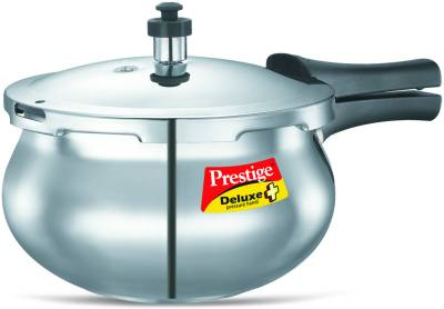 Prestige-Deluxe-Plus-Baby-Handi-Aluminium-2-L-Pressure-Cooker-(Induction-Bottom,-Outer-Lid)