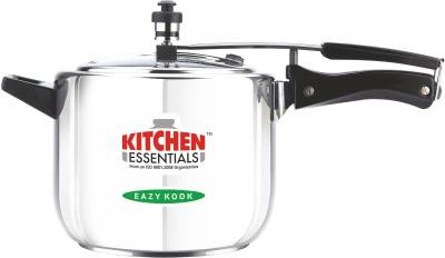 Kitchen-Essentials-Eazy-Cook-Stainless-Steel-5-L-Pressure-Cooker-(Induction-Bottom,-Inner-Lid)